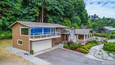 Tacoma Single Family Home For Sale: 3720 N Waterview St