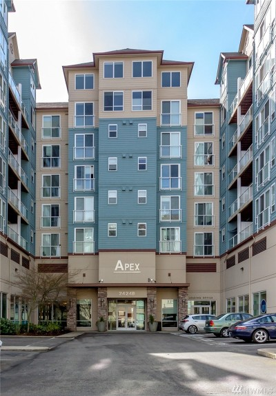Tacoma Condo/Townhouse For Sale: 2424 S 41st St #531B