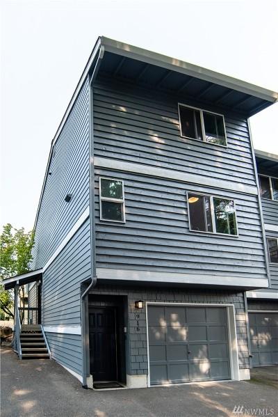 Shoreline Single Family Home For Sale: 916 N 165th St