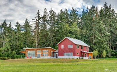 Skagit County Single Family Home For Sale: 17958 Best Rd