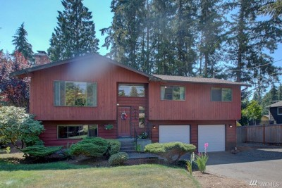 Bothell Single Family Home For Sale: 2600 168th St SE