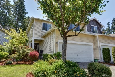 Maple Valley Condo/Townhouse For Sale: 22917 SE 240th Place
