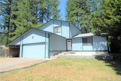 North Bend Single Family Home For Sale: 42900 SE 172nd Place