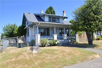 Tacoma Single Family Home For Sale: 531 S 53rd St