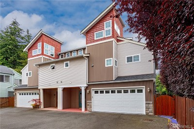 Shoreline Single Family Home For Sale: 19230 15th Ave NW