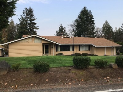 Chehalis Single Family Home For Sale: 164 Brockway Rd