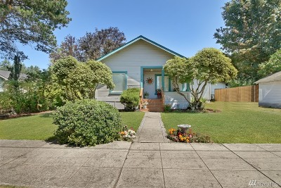 Enumclaw Single Family Home For Sale: 1731 Lafromboise St