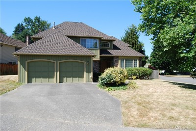 Federal Way Single Family Home For Sale: 34331 27th Ave SW