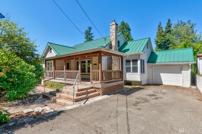 Port Orchard Single Family Home For Sale: 511 Kendall St