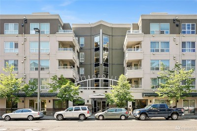 Bellevue Condo/Townhouse For Sale: 925 110th Ave NE #306