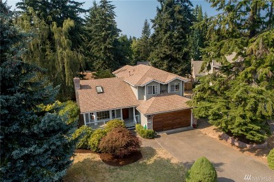 Federal Way Single Family Home For Sale: 5134 SW 326th Place