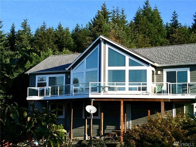 Port Ludlow Single Family Home For Sale: 2928 Teal Lake Rd