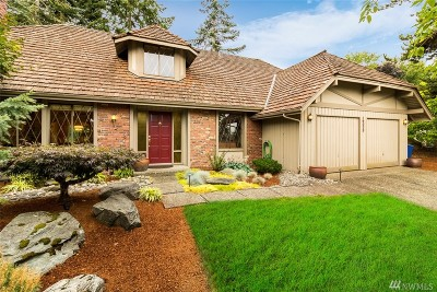 Bellevue Single Family Home For Sale: 15023 SE 47th Place