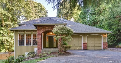Fall City Single Family Home For Sale: 33373 SE 52nd St