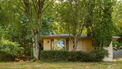 Bellingham Single Family Home Sold: 114 34th St