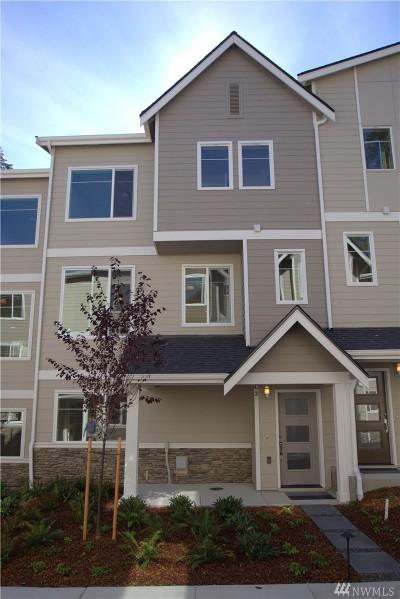 Everett Single Family Home For Sale: 12925 3rd Ave SE #C3