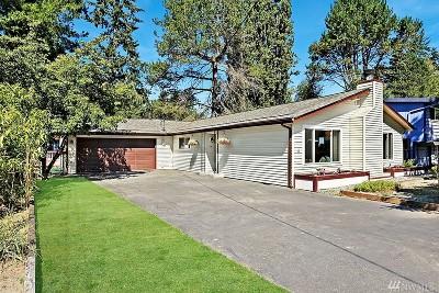 Shoreline Single Family Home For Sale: 17041 11th Ave NE