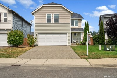 Port Orchard Single Family Home For Sale: 2753 SW Egret St