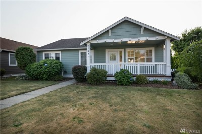 Lynden Single Family Home Sold: 2285 Eastwood Way