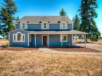 Rochester WA Single Family Home For Sale: $409,900