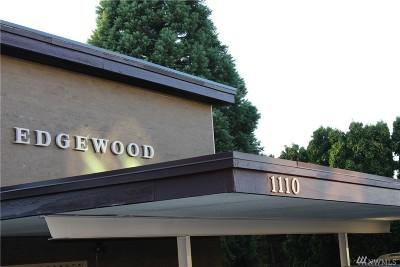 Edmonds Condo/Townhouse For Sale: 1110 5th Ave S #302
