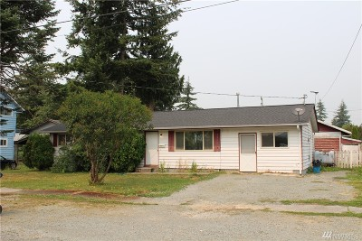 Sedro Woolley Single Family Home For Sale: 622 Fidalgo St