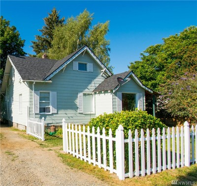 Sedro Woolley Single Family Home For Sale: 802 Nelson St