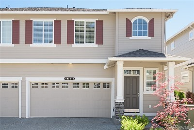 Snohomish Condo/Townhouse For Sale: 4926 130th Place SE #B