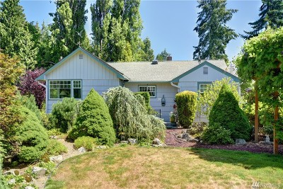 Lake Stevens Single Family Home For Sale: 721 91st Ave SE