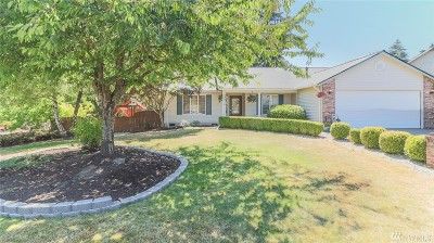 Buckley Single Family Home For Sale: 22214 114 St E