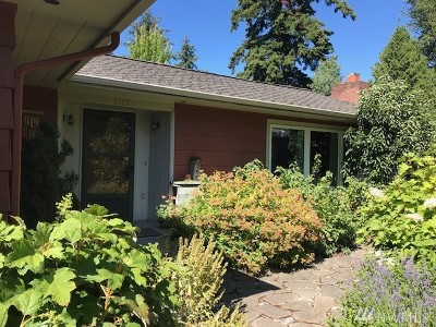 Bellingham Single Family Home Sold: 1515 Lakeway Dr