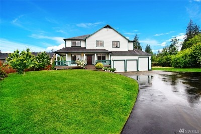 Auburn Single Family Home For Sale: 3322 S 376th St