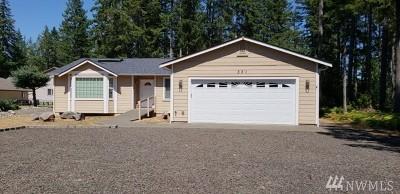 Mason County Rental For Rent: 331 E Shamrock Rd