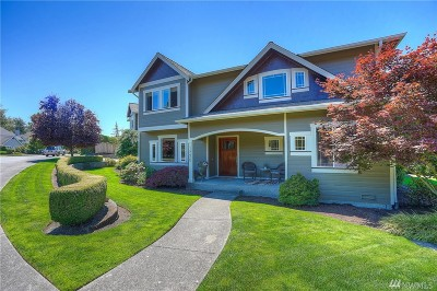 Tacoma Single Family Home Contingent: 1220 N Sunset Dr