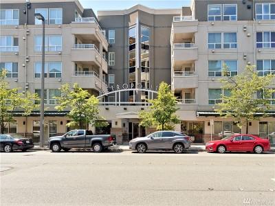 Bellevue Condo/Townhouse For Sale: 925 110th Ave NE #207