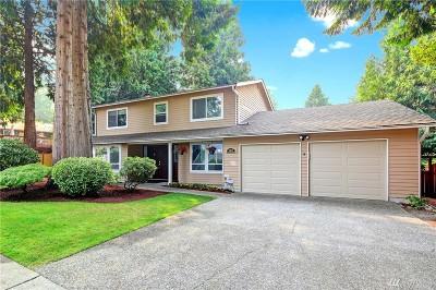 Kirkland Single Family Home For Sale: 10825 NE 45th St