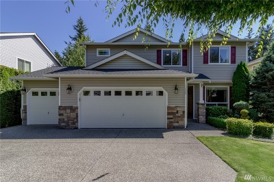 Bonney Lake Single Family Home For Sale: 17608 114 St E