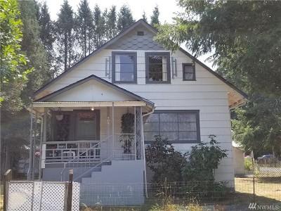 Shelton Single Family Home For Sale: 405 E Walnut St