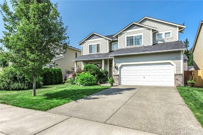 Puyallup Single Family Home For Sale: 18126 71st Ave E