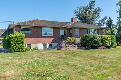 Mount Vernon Single Family Home For Sale: 17089 Fir Island Rd