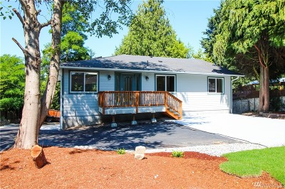 Burien Single Family Home For Sale: 12422 8th Ave S