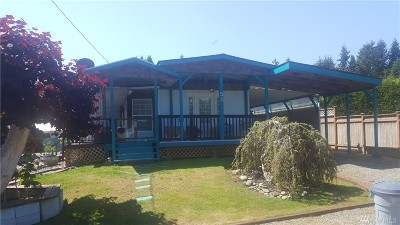 Port Ludlow Single Family Home For Sale: 51 W Boat Dr