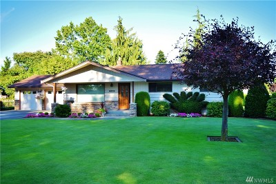 Lynden Single Family Home Sold: 8372 Double Ditch Rd