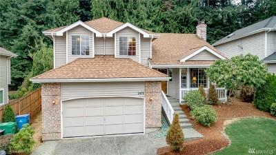 Shoreline Single Family Home For Sale: 2471 NE 183rd Ct