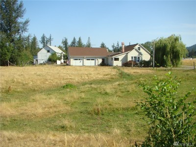 Everson, Nooksack Single Family Home For Sale: 4082 South Pass Rd