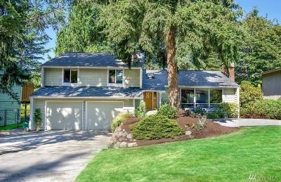 Redmond Single Family Home For Sale: 6605 152nd Ave NE