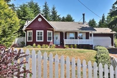 Coupeville Single Family Home Sold: 103 NE Faris St