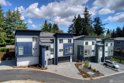 Lynnwood Single Family Home For Sale: 16201 Meadow (H2) Rd #15