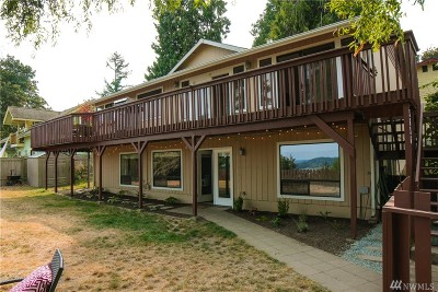 Single Family Home For Sale: 3636 Orcas Dr