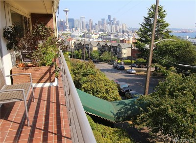 Condo/Townhouse For Sale: 530 W Olympic Place #306